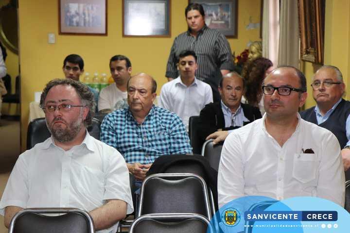 #AHORA | PRIMERA REUNIÓN DE TRABAJO PLAN REGULADOR COMUNAL