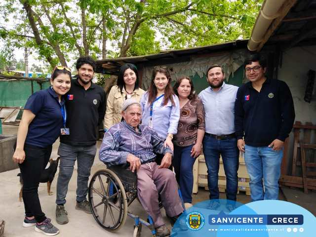FAMILIAS SANVICENTANAS SE BENEFICIAN CON PROGRAMA DE HABITABILIDAD