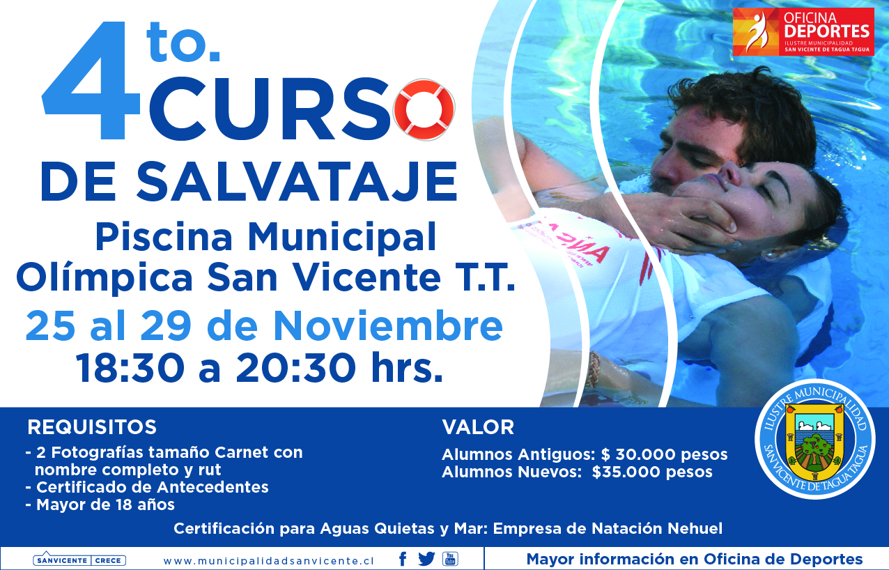 4TO CURSO DE SALVATAJE