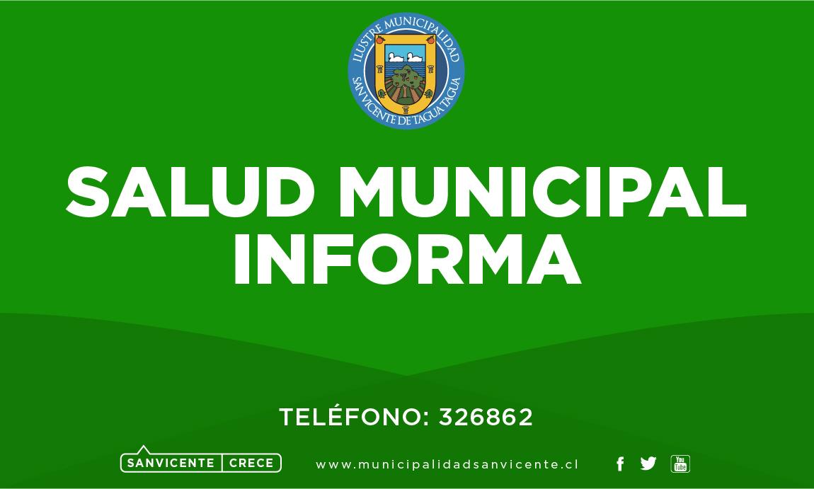 #AHORA   COMUNICADO FUNCIONAMIENTO SERVICIOS CESFAM Y POSTAS RURALES VIERNES 8 DE NOVIEMBRE