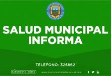 COMUNICADO FUNCIONAMIENTO SERVICIOS CESFAM Y POSTAS RURALES Miércoles 6 de Noviembre