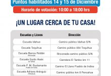 CONSULTA CIUDADANA SAN VICENTE 2019