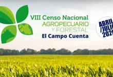 VIII CENSO NACIONAL AGROPECUARIO Y FORESTAL 2020