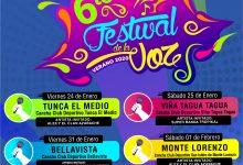 TODOS INVITADOS A DISFRUTAR DEL VI FESTIVAL DE LA VOZ SEMILLERO DE TALENTOS SAN VICENTE 2020