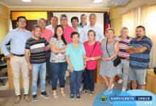 ALCALDE JAIME GONZÁLEZ ENTREGA IMPORTANTE NOTICIA A CLUBES DEPORTIVOS DE EL TAMBO