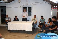 ORGANIZACIONES DEPORTIVAS Y SOCIALES DE CALLE BARRERA SE REUNIERON CON EL ALCALDE JAIME GONZÁLEZ