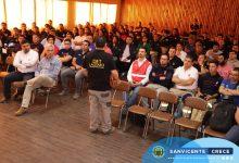 1ER CURSO INTERNACIONAL DE INVESTIGACIÓN CIENTÍFICA DE INCENDIOS Y EXPLOSIONES EN SAN VICENTE