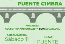 ÚNETE Y PARTICIPA DE JORNADA DE LIMPIEZA EN EL PUENTE CIMBRA