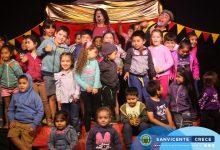 CIRCO TEATRO Y JUEGOS INFANTILES EN LOS MAYOS