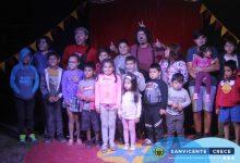 CIRCO TEATRO Y JUEGOS INFANTILES EN CALLE BARRERA