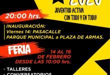 TODOS INVITADOS AL PARQUE 2020 EN SAN VICENTE DE TAGUA TAGUA