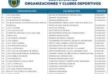 $32.000.000 EN SUBVENCIONES PARA ORGANIZACIONES SOCIALES Y DEPORTIVAS SANVICENTANAS