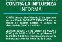 DEPARTAMENTO DE SALUD MUNICIPAL INFORMA CON RESPECTO A CAMPAÑA DE VACUNACIÓN CONTRA LA INFLUENZA
