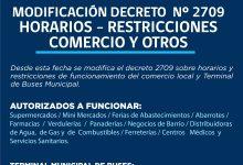 MODIFICACIÓN DECRETO ALCALDICIO Nº 2709 POR BROTE DEL NUEVO CORONAVIRUS COVID-19