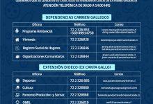 FUNCIONAMIENTO DIRECCIÓN DE DESARROLLO COMUNITARIO