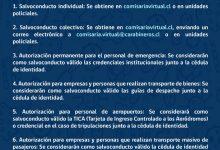 ACTUALIZACIÓN | TIPOS DE SOLICITUDES DE SALVOCONDUCTO PARA TRANSITAR EN TOQUE DE QUEDA POR CORONAVIRUS COVID-19