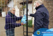 ADULTOS MAYORES DEL CENTRO ABIERTO CONTINÚAN RECIBIENDO ALIMENTACIÓN A DOMICILIO