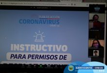 #AHORA | EXPLICAN A UNIÓN COMUNAL DE JUNTAS DE VECINOS EL INSTRUCTIVO PARA PERMISOS DE DESPLAZAMIENTO