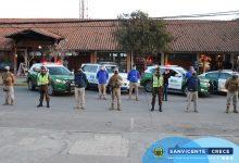 AUTORIDADES REGIONALES Y COMUNALES PONEN EN MARCHA CUARENTENA EN SAN VICENTE