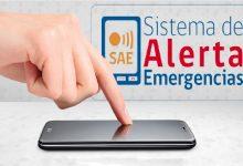 IMPORTANTE | SISTEMA DE ALERTA DE EMERGENCIAS (SAE)
