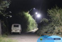 PRIMERAS LUMINARIAS DE PROYECTO FRIL SON ENCENDIDAS EN SECTORES RURALES DE LA COMUNA